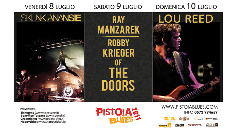 Pistoia Blues 2011