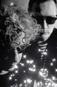 The Jesus and Mary Chain B&W 1 photo credit Steve Gullick