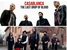 CSABLANCA + THE LST DFROP OF BLOOD